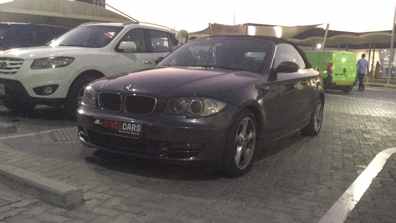 Used BMW 1-Series 2009 for sale in Dubai