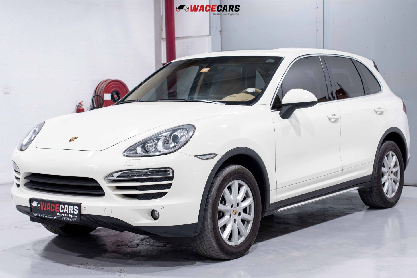 Used Porsche Cayenne 2012 For Sale In Dubai