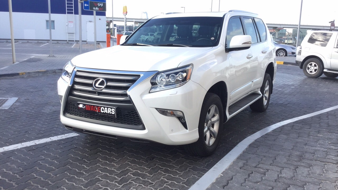 Used Lexus GX 2014 For Sale In Dubai