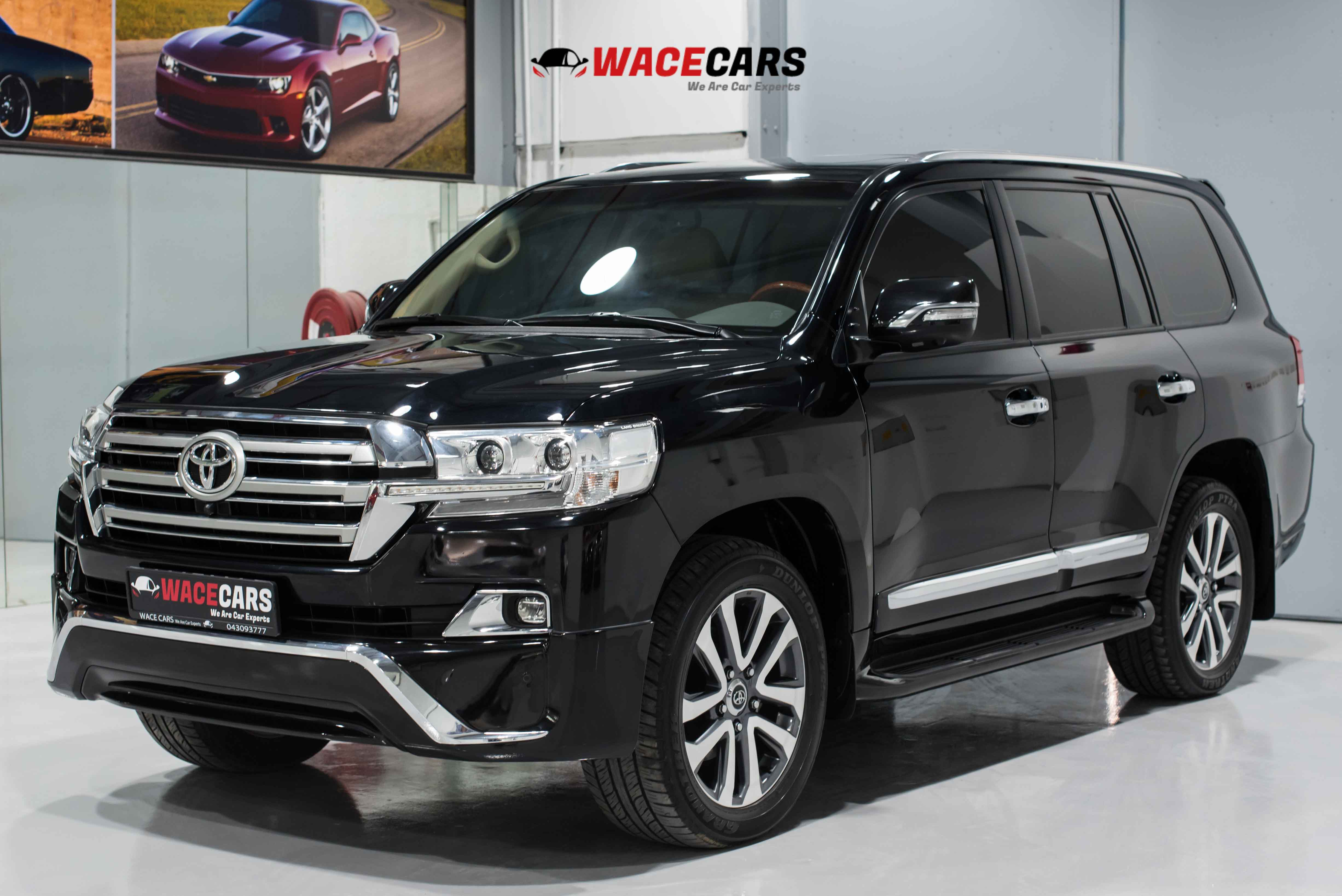 Used Toyota Land Cruiser 4.6L GXR 2012 For Sale In Dubai