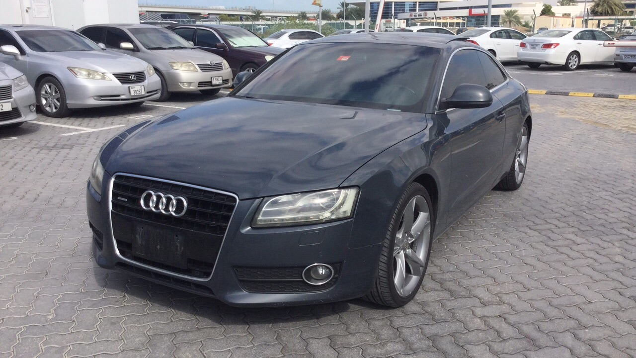 Used Audi A5 2009 For Sale In Dubai
