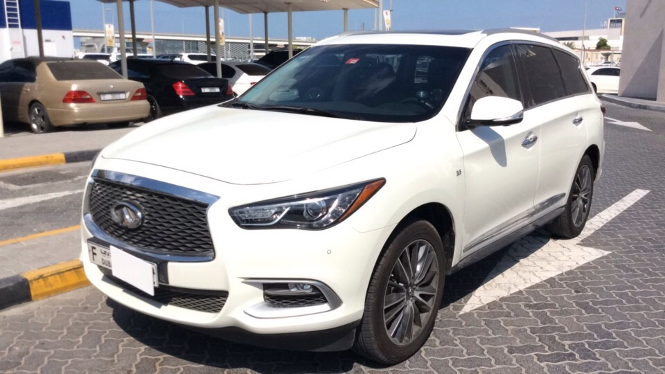 Used Infiniti QX60 2016 For Sale In Dubai