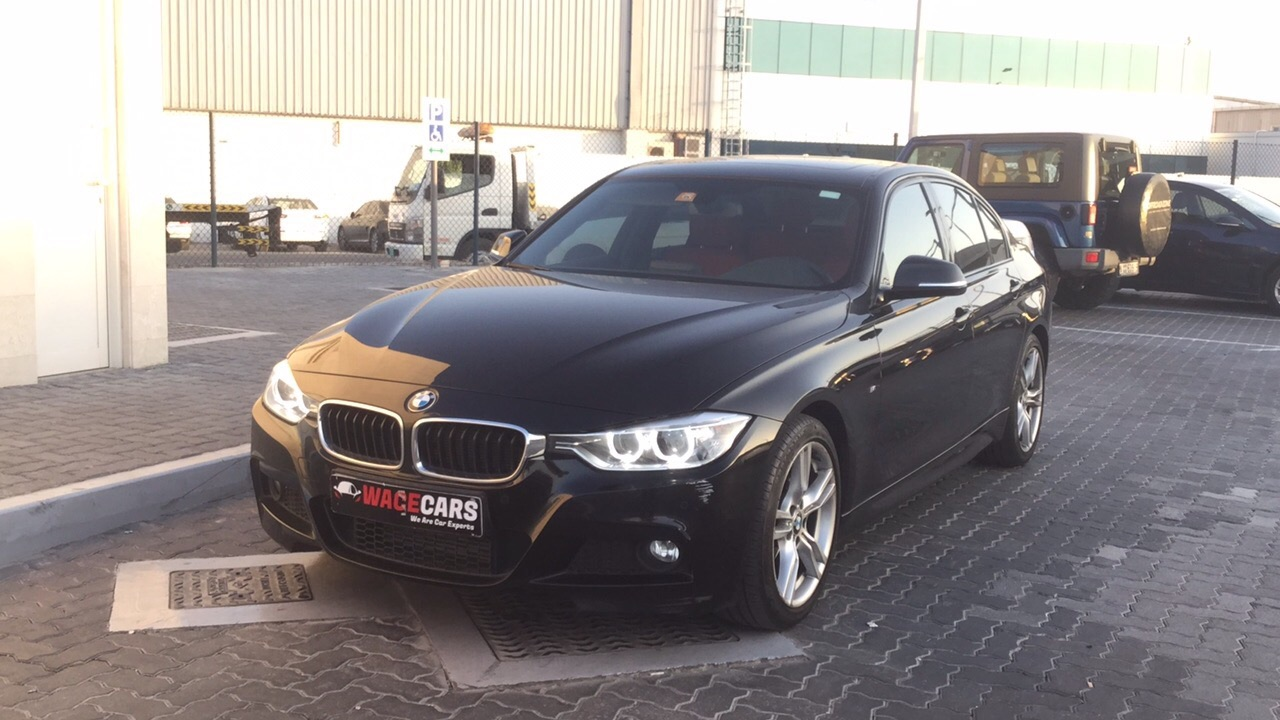 Used BMW 3-Series  2015 for sale in Dubai
