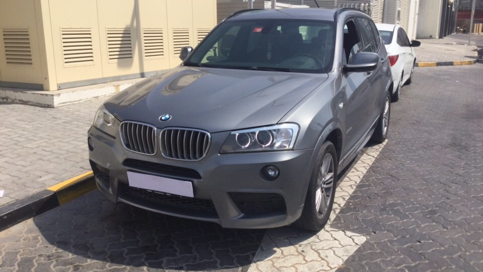 Used BMW X3 2012 for sale in Dubai