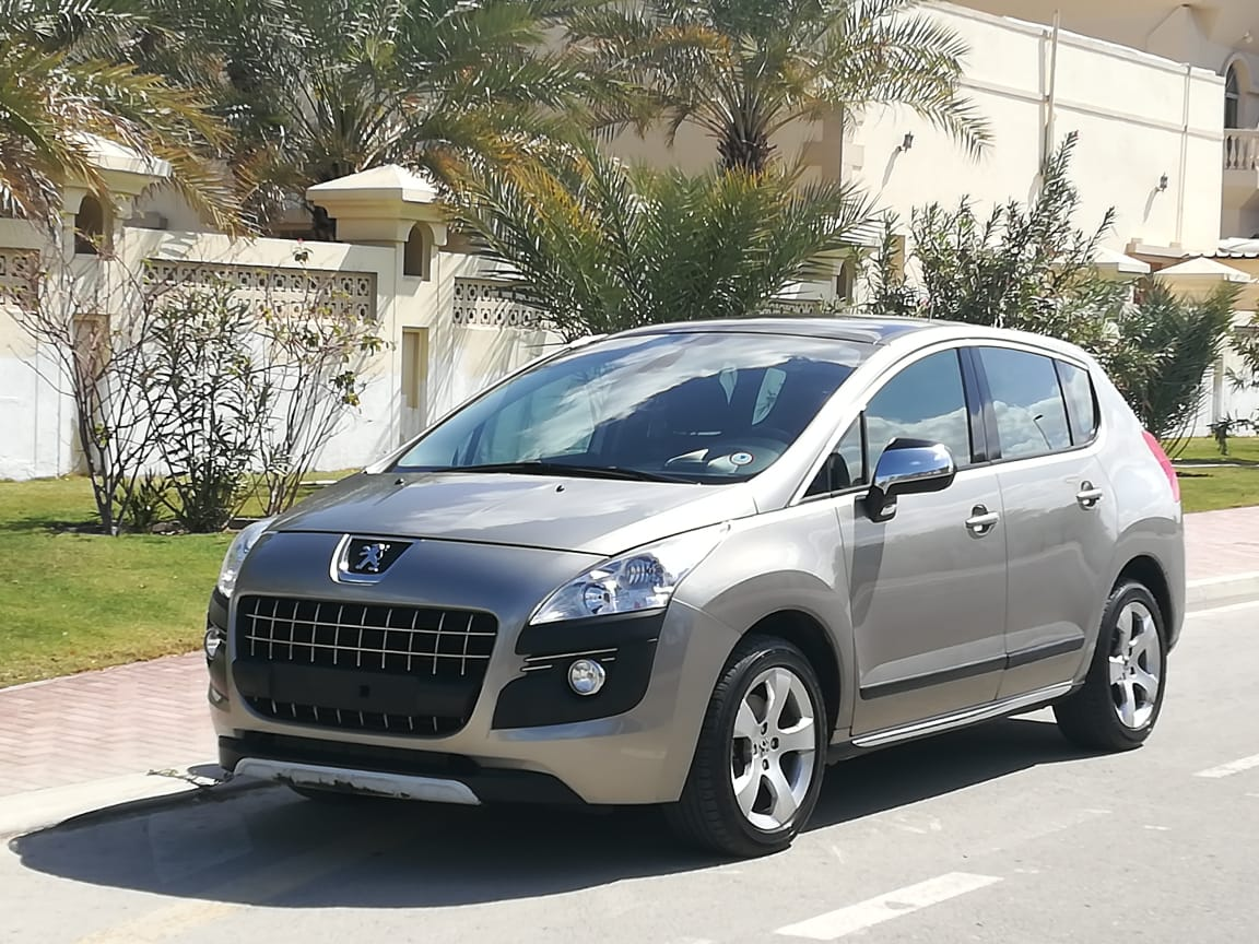 Used Peugeot 3008 2014 For Sale In Dubai
