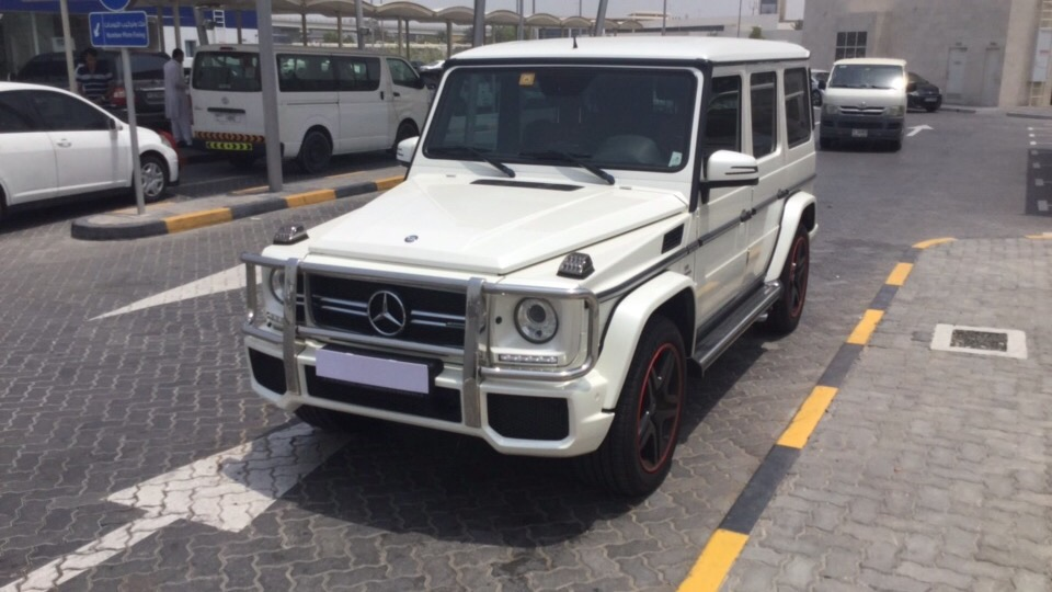 Used Mercedes-Benz G-Class 2015 for sale in Dubai