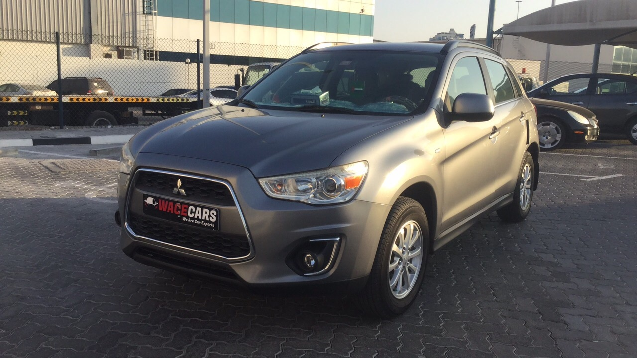 Used Mitsubishi ASX 2013 For Sale In Dubai