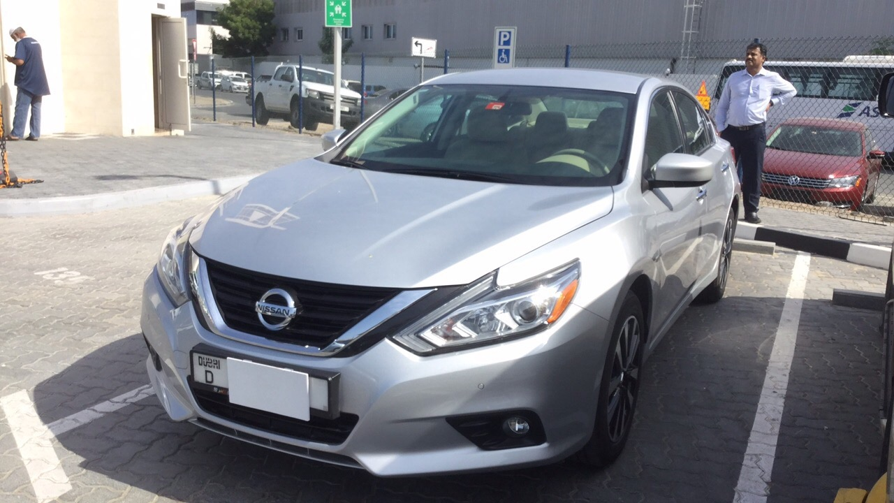 Used Nissan Altima 2018 For Sale In Dubai