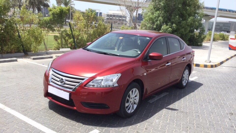 Used Nissan Sentra 2016 for sale in Dubai