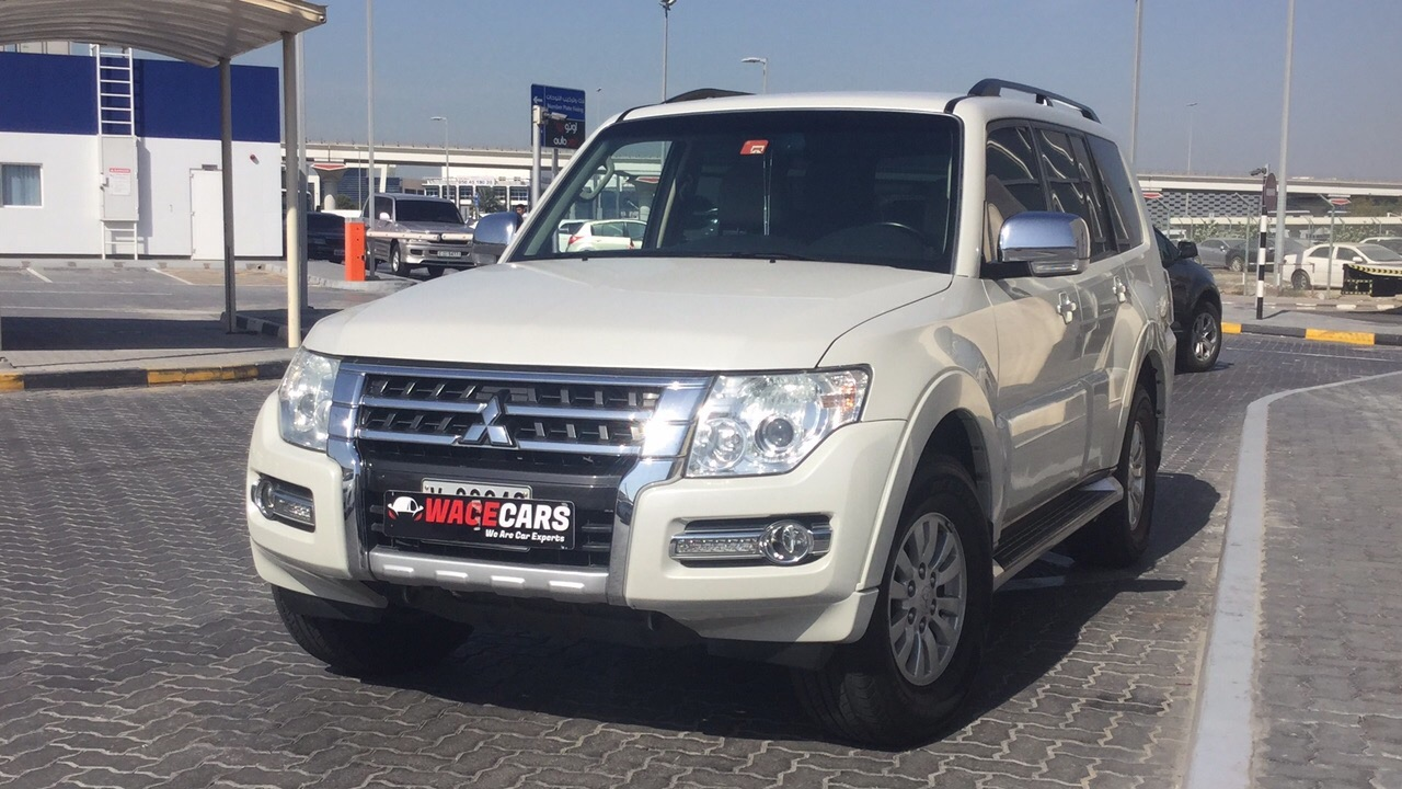 Used Mitsubishi Pajero 2015 For Sale In Dubai