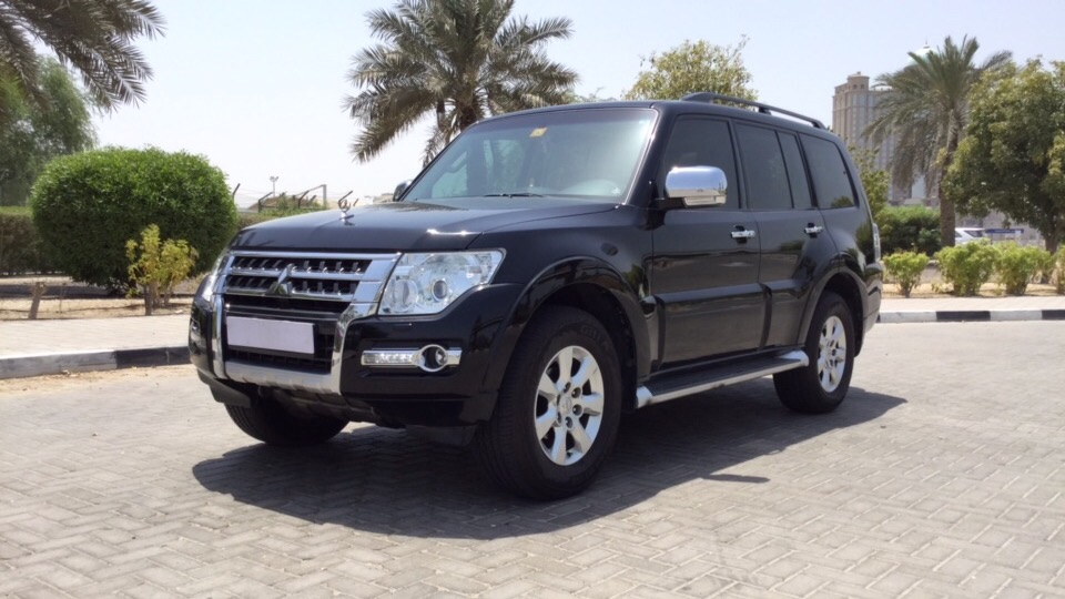 Used Mitsubishi Pajero 2016 For Sale In Dubai