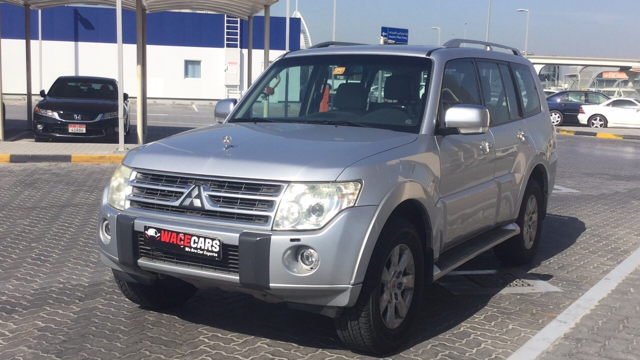 Used Mitsubishi Pajero 3.5 2010 For Sale In Dubai