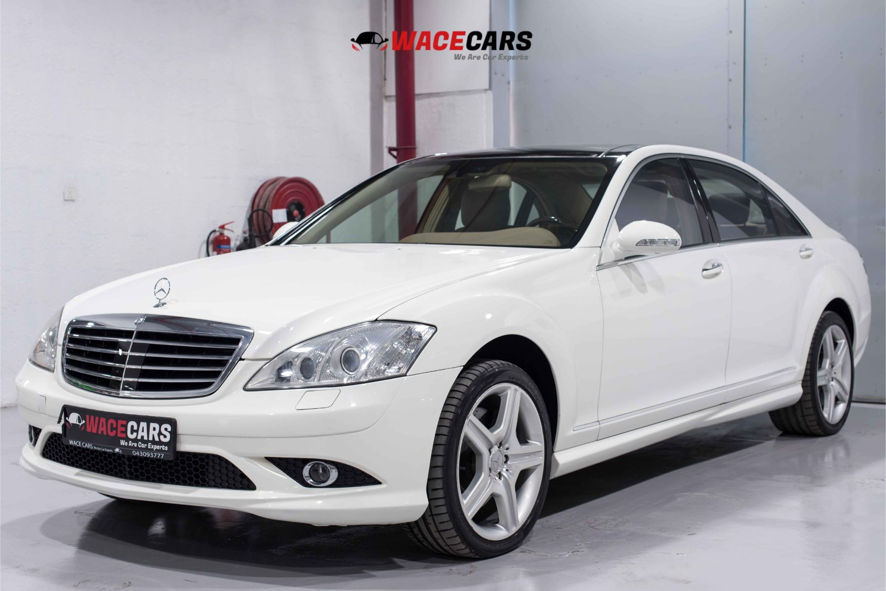 Used Mercedes-Benz S-Class 2006 For Sale In Dubai