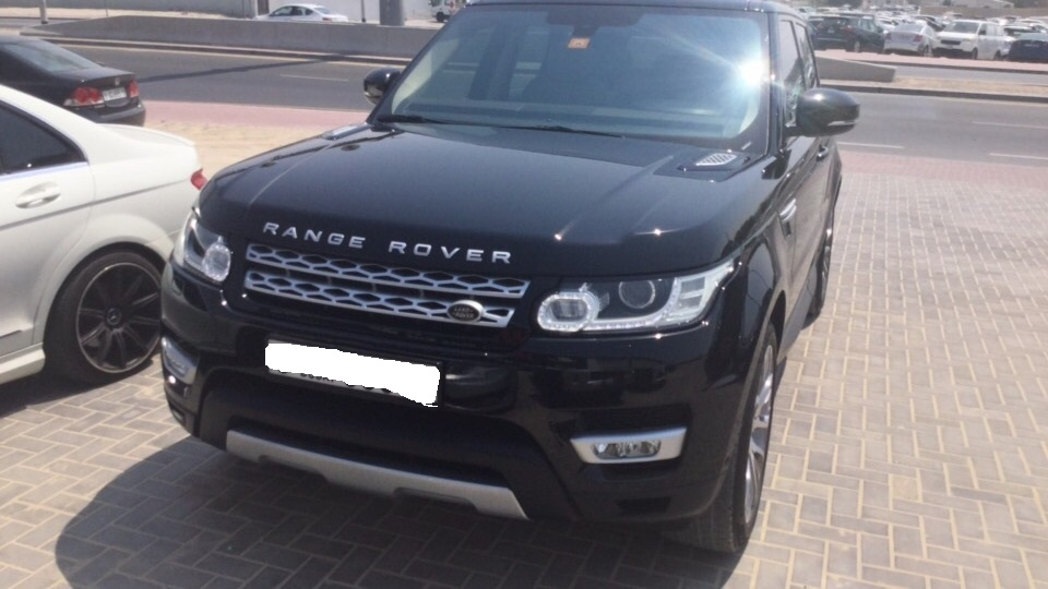 Used Land Rover Range Rover Sport 2014 For Sale In Dubai
