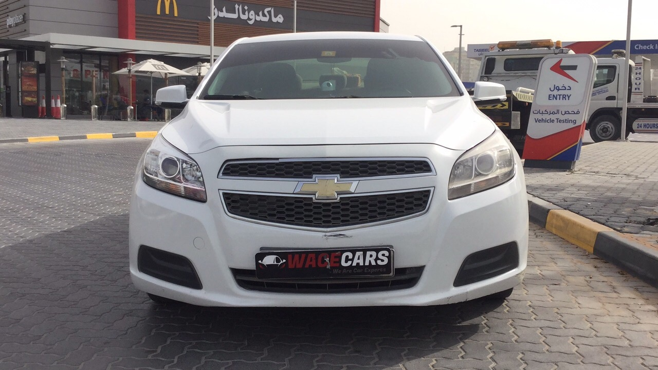Used Chevrolet Malibu V4 2013 For Sale In Dubai