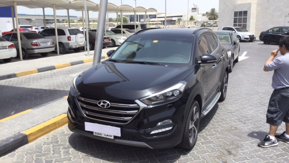 Used Hyundai Tuscon 2016 For Sale In Dubai