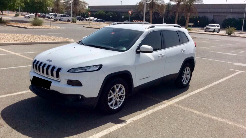 Used Jeep Cherokee 2015 For Sale In Dubai