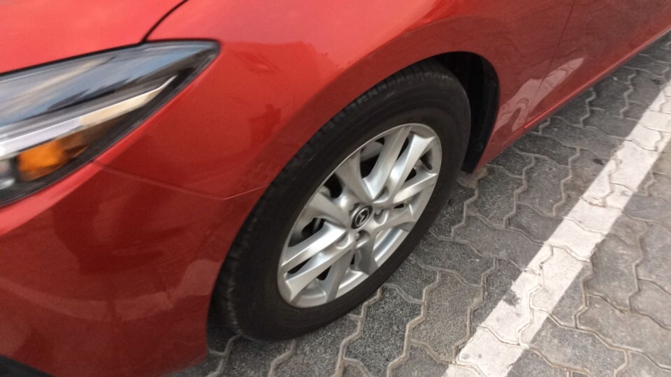 Used Mazda 3 1.6L Sedan 2018 For Sale In Dubai