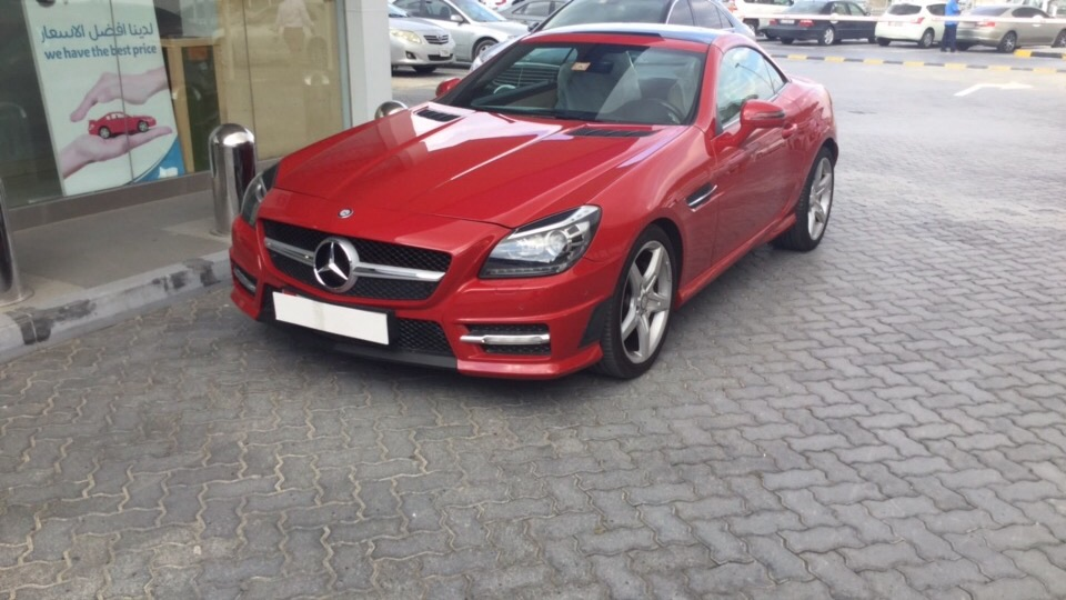 Used Mercedes-Benz SLK 2012 For Sale In Dubai