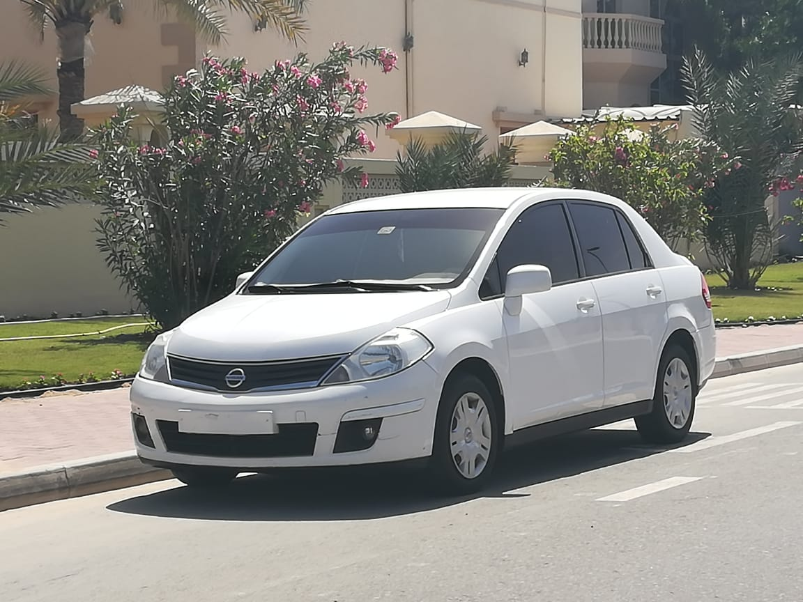 Used Nissan Tiida 2012 For Sale In Dubai