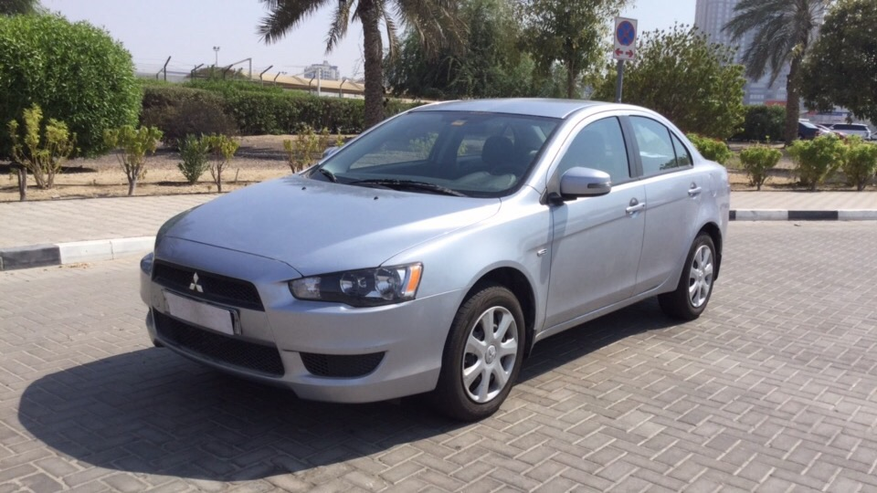 Used Mitsubishi Lancer 2016 For Sale In Dubai