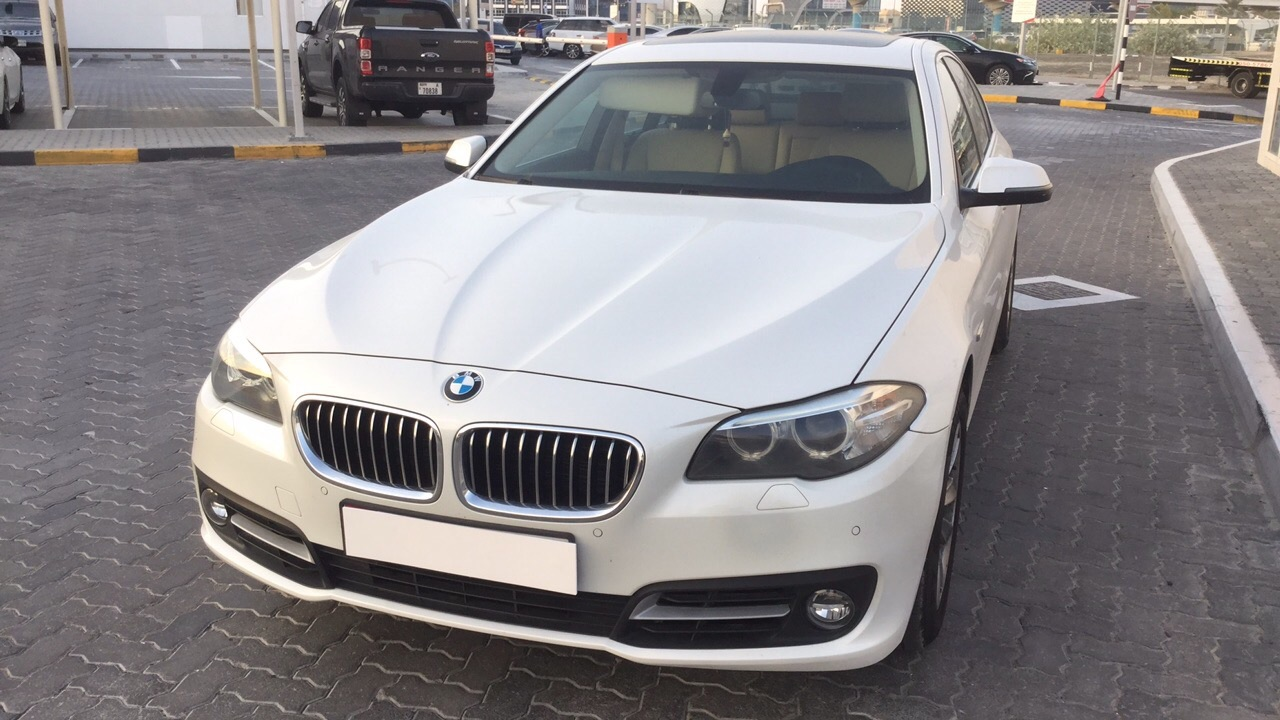 Used BMW 5-Series 2015 For Sale In Dubai