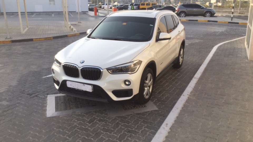 Used BMW X1 2017 for sale in Dubai