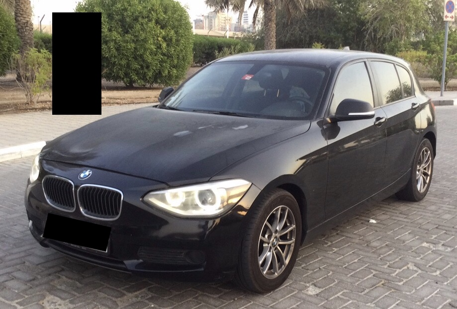 Used BMW 116i 2014 For Sale In Dubai