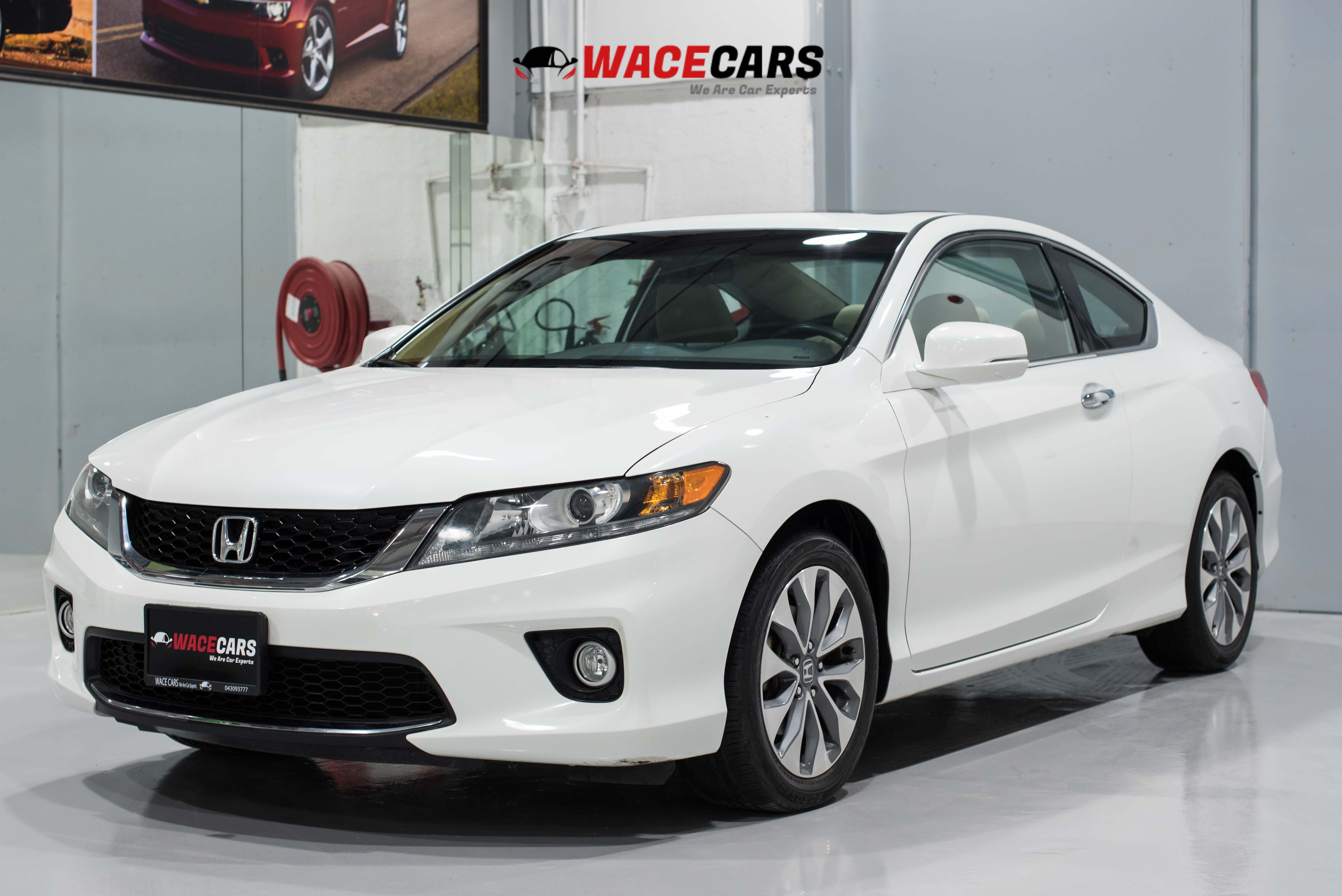 Used Honda Accord 2014 for sale in Dubai