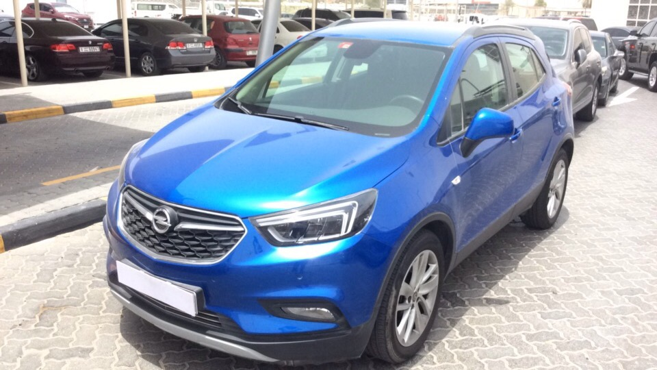 Used Opel Mokka 2017 For Sale In Dubai