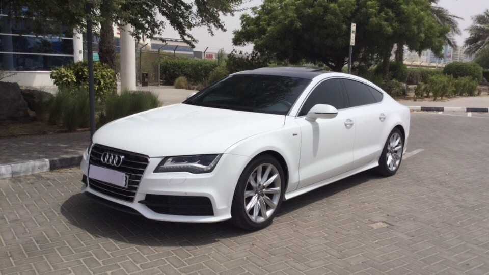 Used Audi A7 2014 for sale in Dubai