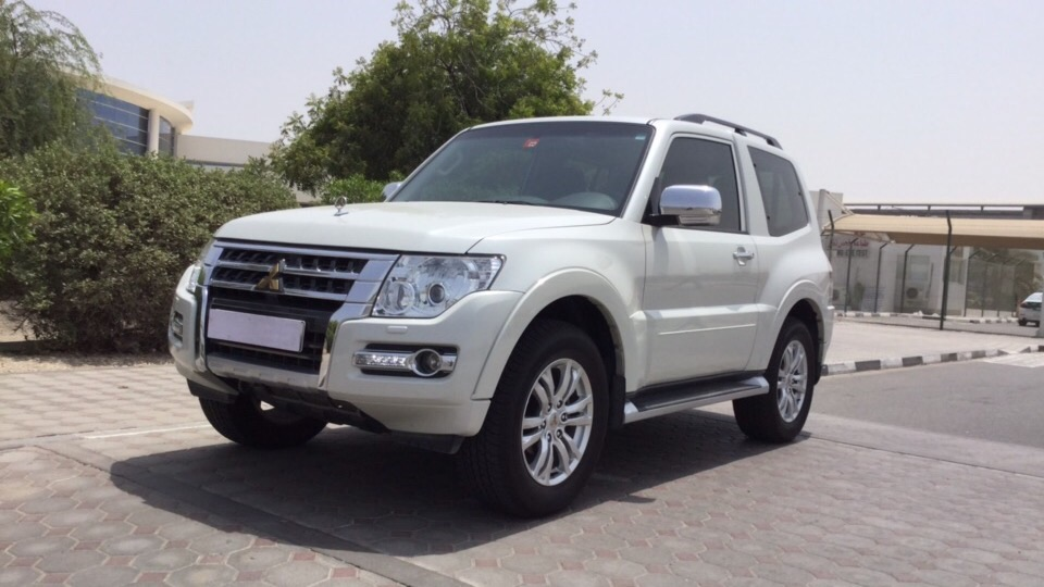 Used Mitsubishi Pajero SWB 3.8L 2018 For Sale In Dubai
