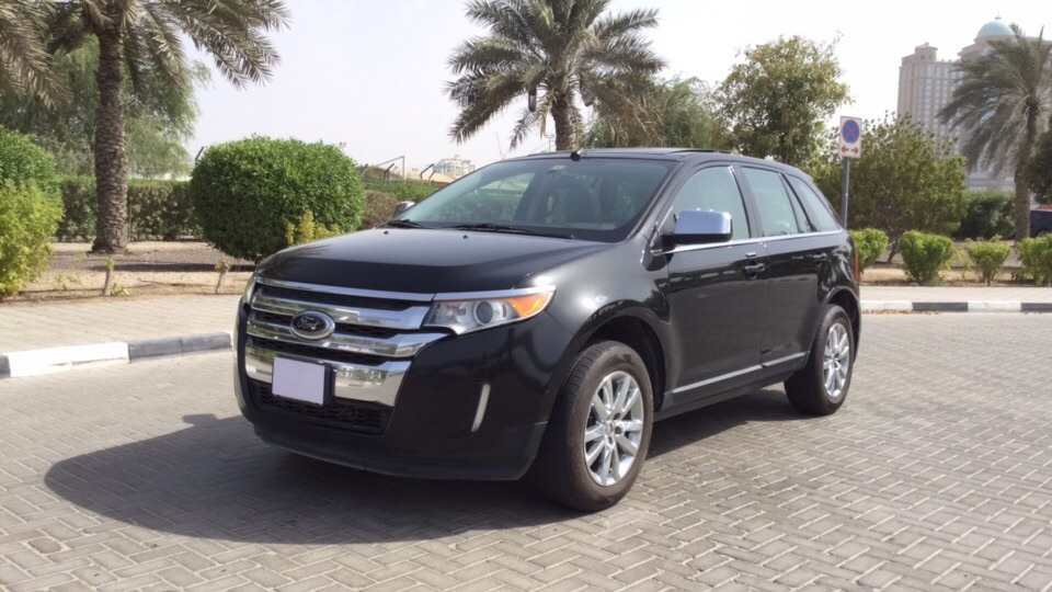 Used Ford Edge 3.5L Limited 2011 For Sale In Dubai