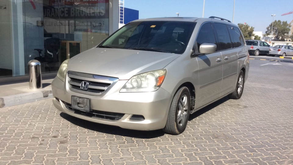 Used honda odyssey 2006 for sale in dubai for Used honda odyssey for sale near me