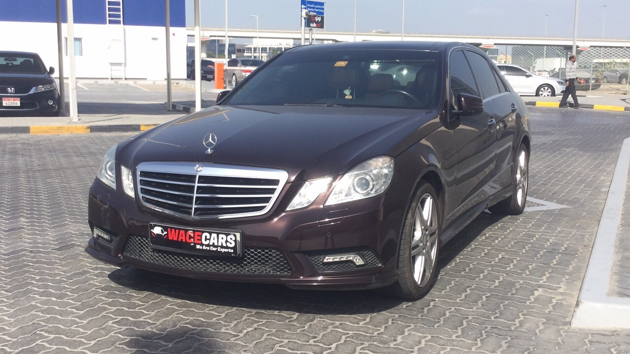 Used Mercedes-Benz E-Class 2010 For Sale In Dubai