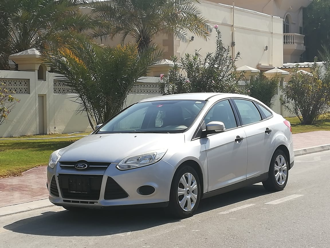 Used Ford Focus 2014 For Sale In Dubai
