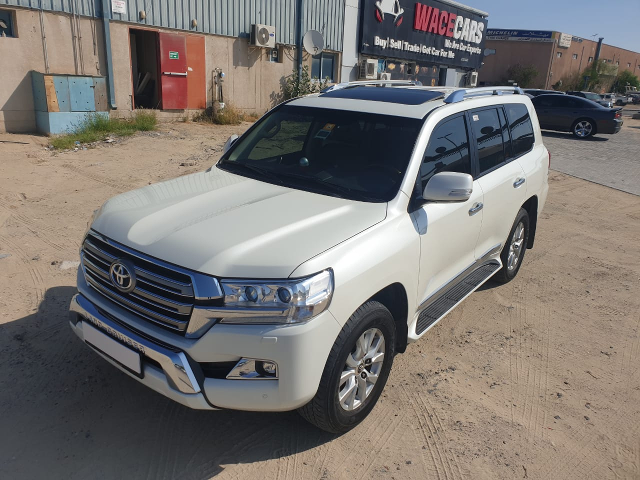 Used Toyota Land Cruiser 2016 For Sale In Dubai