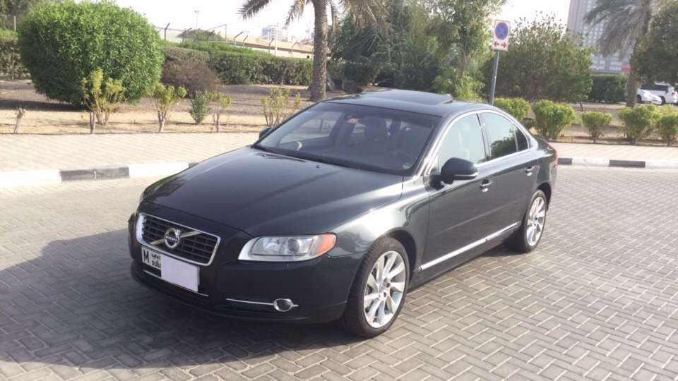 Used Volvo S 80 2013 For Sale In Dubai