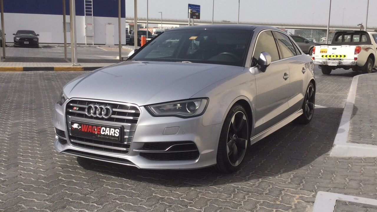 Used Audi S3 2016 for sale in Dubai