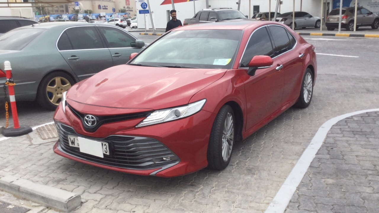 Used Toyota Camry 2019 For Sale In Dubai