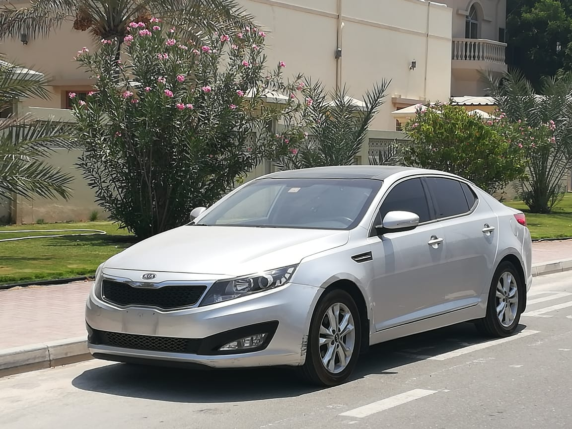 Used Kia Optima 2012 For Sale In Dubai
