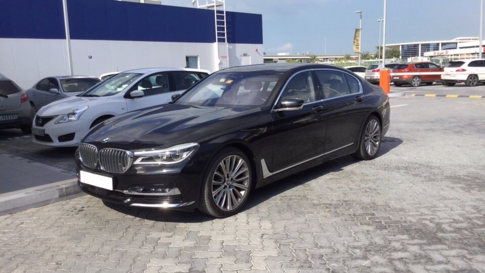 Used BMW 7-Series 2016 For Sale In Dubai