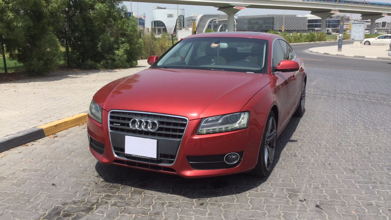 Used Audi A5 Sportback 2011 For Sale In Dubai