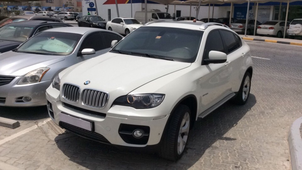 Used BMW X6 35 EX 2012 For Sale In Dubai