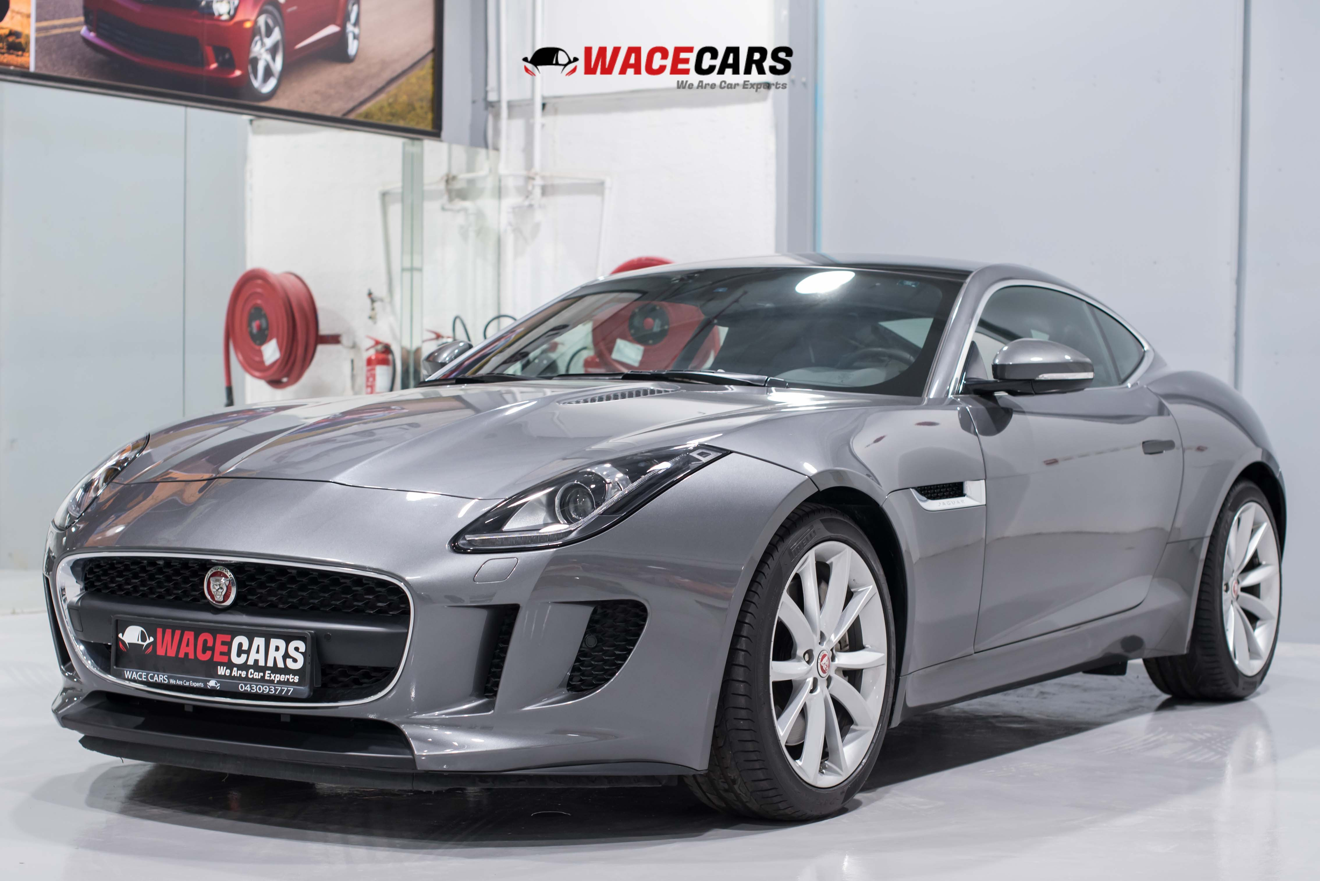 Used Jaguar F-Type 2016 For Sale In Dubai