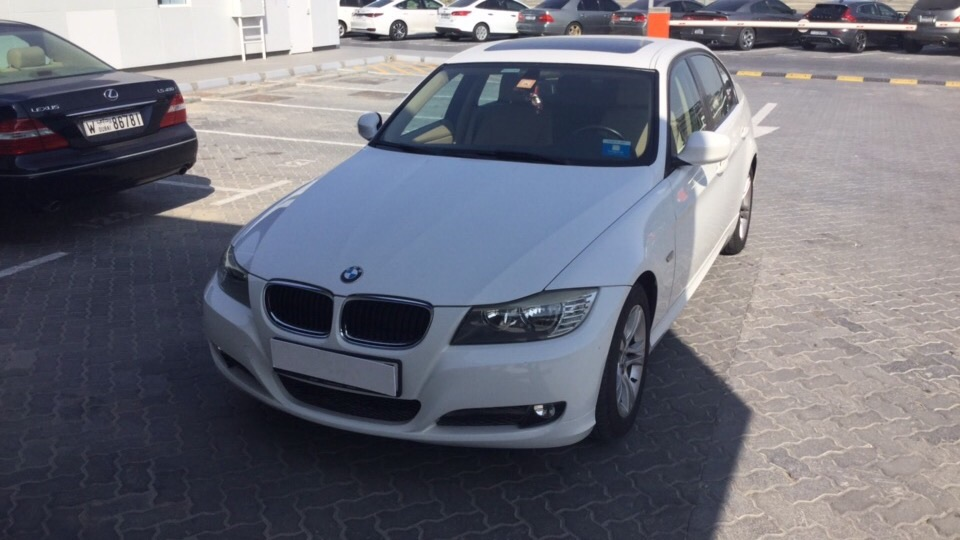 Used BMW 3-Series  2011 for sale in Dubai