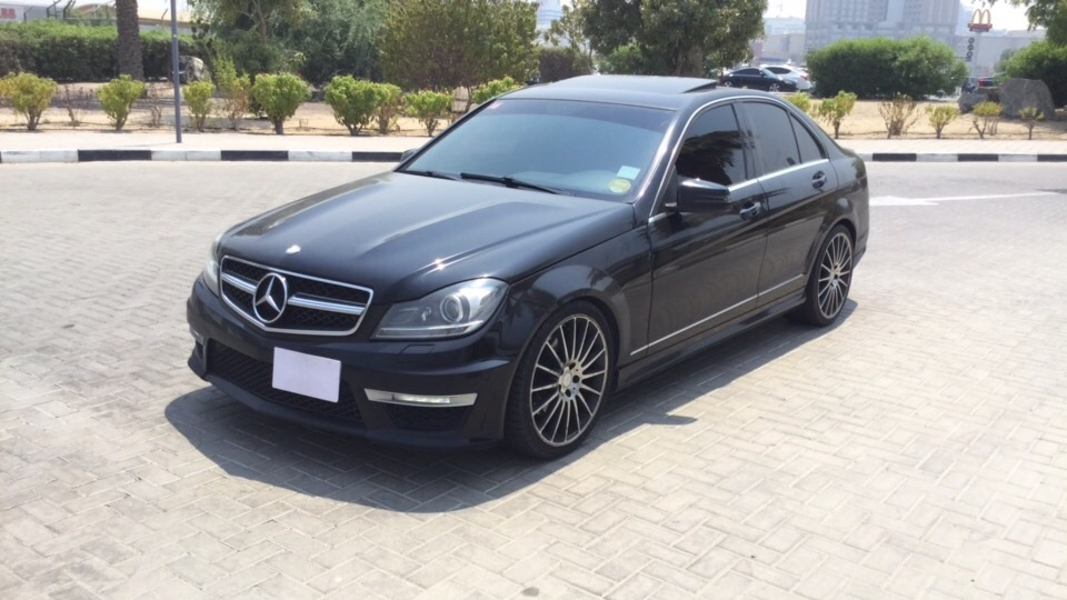 Used Mercedes-Benz C-Class 2013 for sale in Dubai