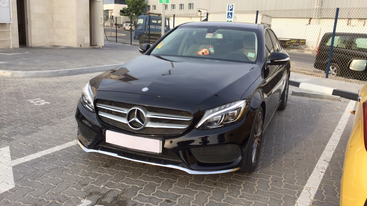 Used Mercedes-Benz C 200 2015 For Sale In Dubai