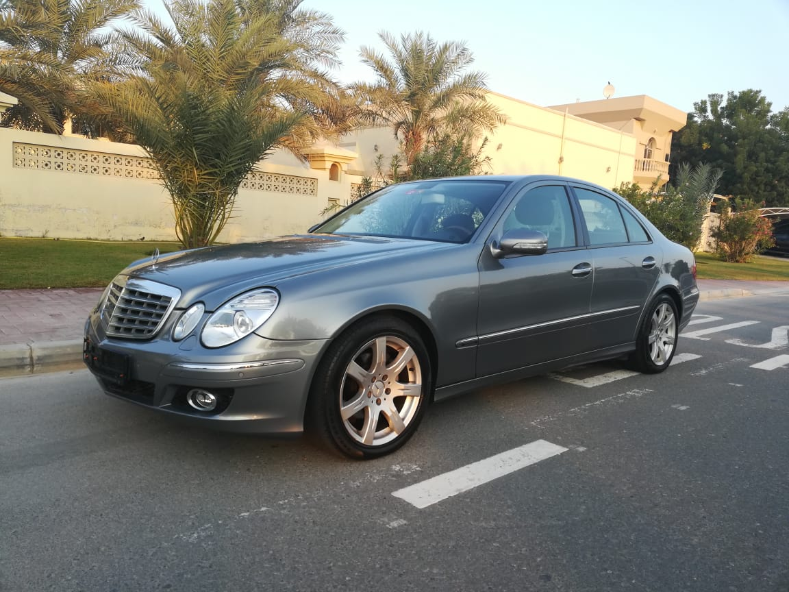 Used Mercedes-Benz E 280 2007 For Sale In Dubai