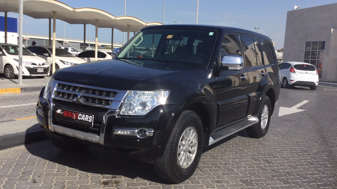 Used Mitsubishi Pajero 3.5 2015 For Sale In Dubai